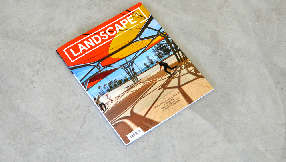 Landscape Australia Issue 163