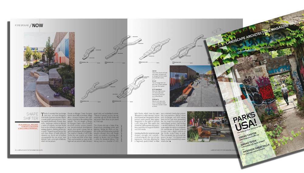 LAM Landscape Architecture Magazine