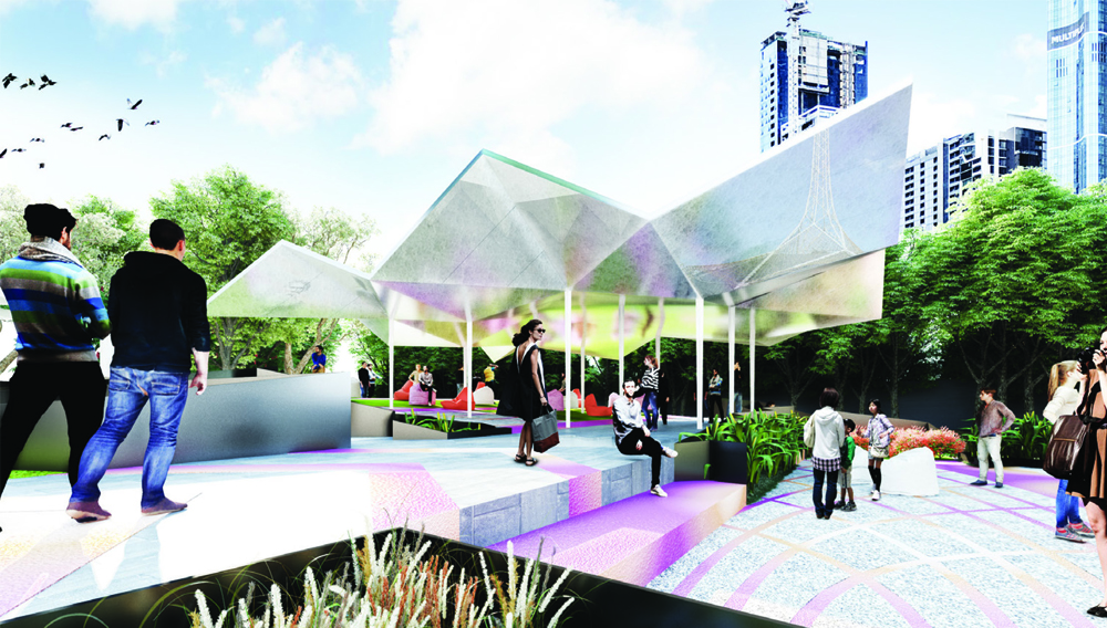 NGV ARCHITECTURE COMMISSION COMPETITION